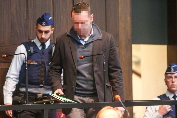 Davy Kesteman staat terecht voor de moord op Sharon Gruwez (22).