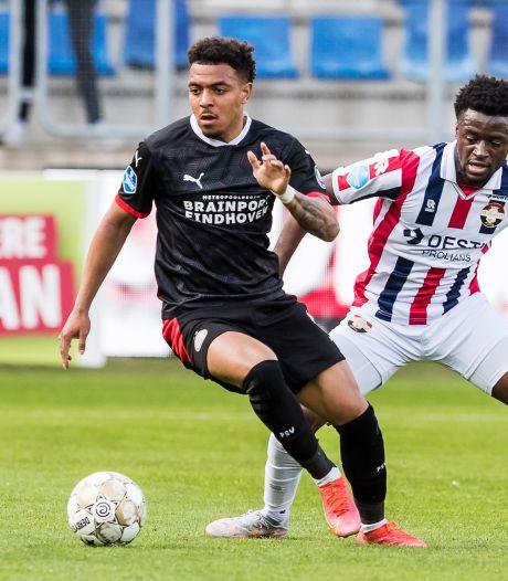 Samenvatting | PSV heeft weinig moeite met tandeloos Willem II