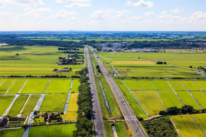 Het wordt deze week lastiger om de A12 op te rijden.