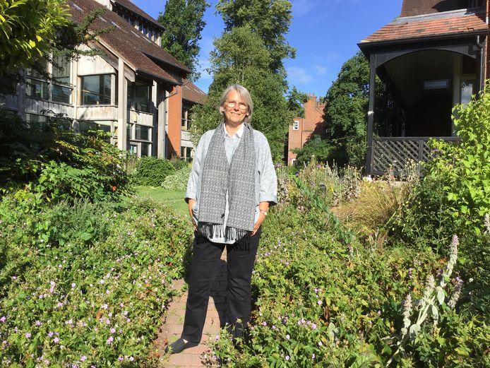 Henriëtte Hendriks wordt hoogleraar in Cambridge. Ze werkt er al 22 jaar.