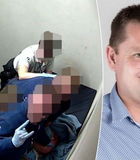 Affaire Chovanec: un premier incident dans la cellule n'apparaît pas dans le PV