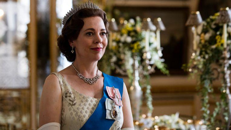 Op déze manier had de serie 'The Crown' een stuk smeuïger kunnen zijn Beeld Netflix