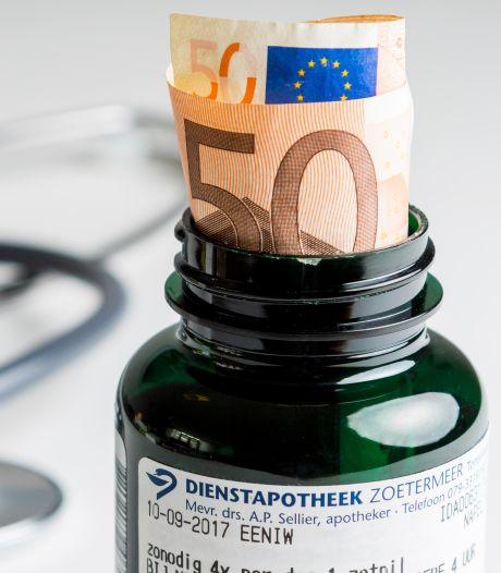 SP wil eigen risico bevriezen: 'In 2022 op 385 euro laten'