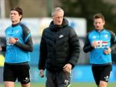 FC Eindhoven-spelers met spuitbussen in de weer voor terugkeer fans: 'Hen trakteren met zege op Den Bosch'