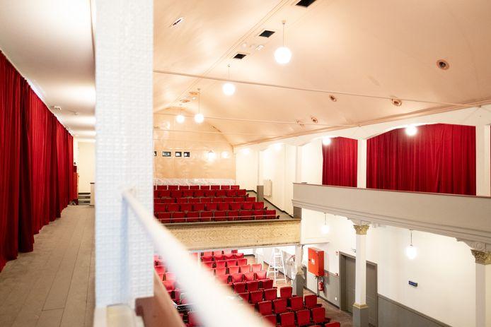 DUFFEL Cinema Plaza is gerenoveerd met veel oog voor het verleden.