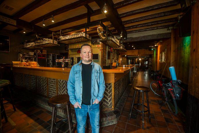 Glenn Mariën (36) heeft Danskafee 't Hofke in Westmalle overgenomen