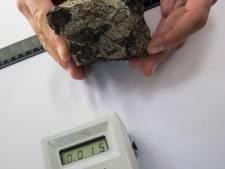 Te koop: 3,36 kilo meteoriet