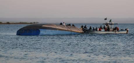 Overlevende veerboot Tanzania gevonden, twee dagen na kapseizen