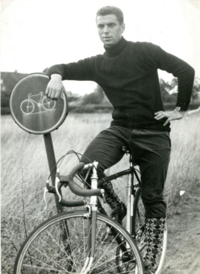 Een oude foto van Rik Van Looy
