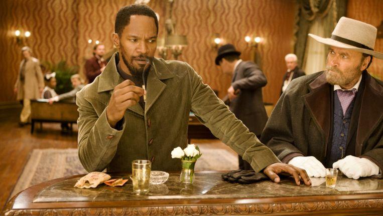 Jamie Foxx als Django Beeld Het Parool