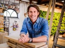 Lodewijk Hoekstra volgt tv-tuinman Rob Verlinden op