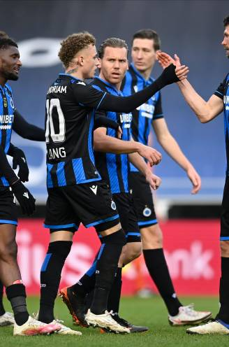 """Club Brugge raast verder en duldt geen verslapping: """"Het is op recordjacht, gevoed door eergevoel"""""""