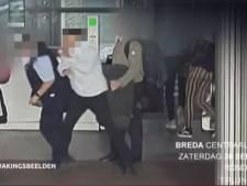 Agressie tegen conductrice (63) op station Breda staat niet op zichzelf: ieder jaar meer geweld