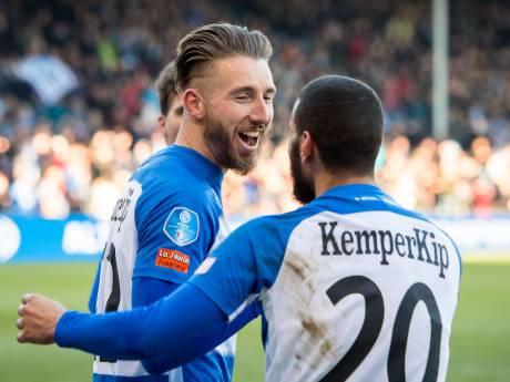 Serrarens loodst De Graafschap naar klinkende zege op Fortuna Sittard