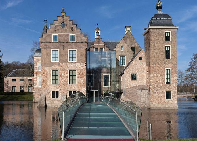 Kasteel Ruurlo, één van de vele monumenten in de provincie Gelderland.
