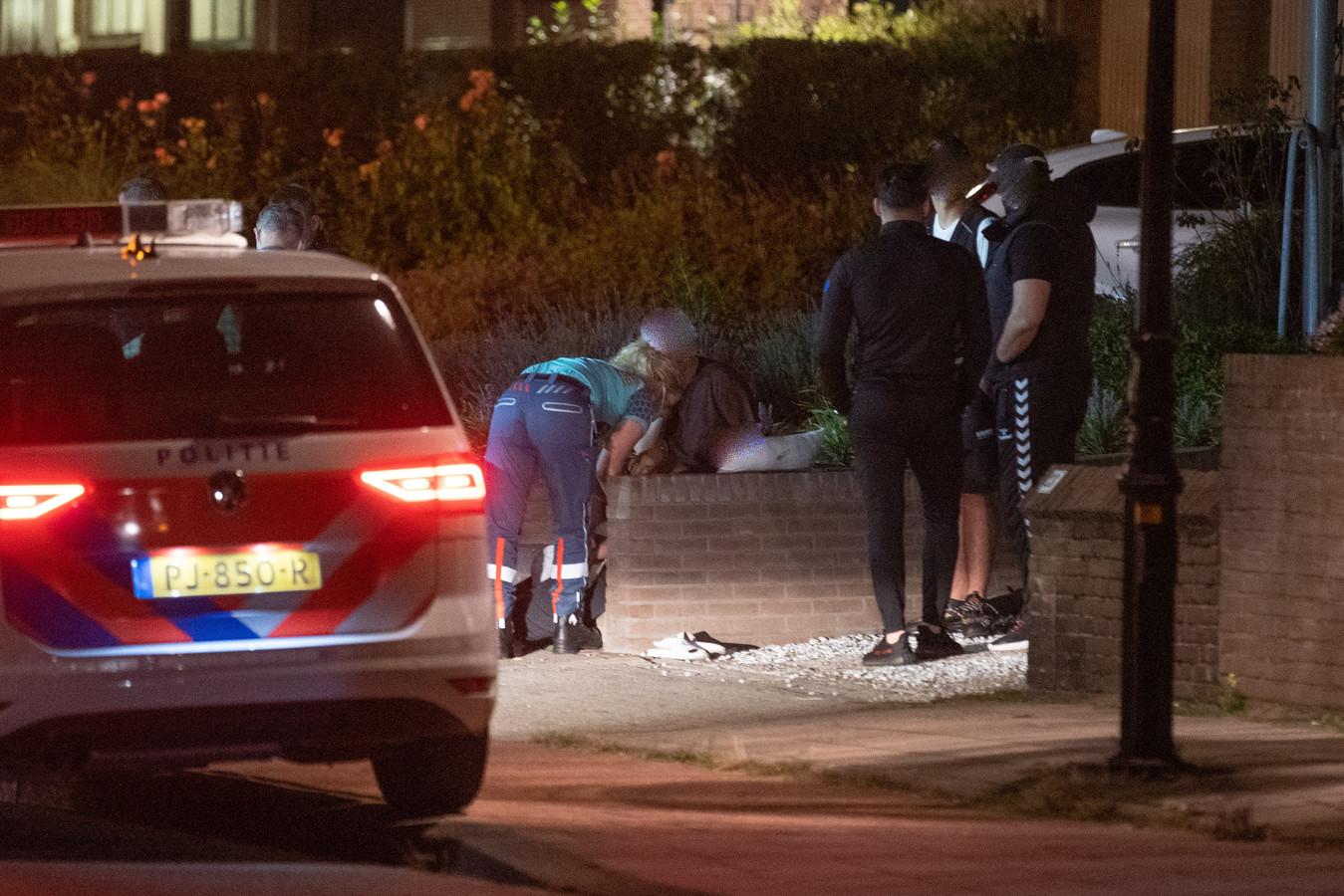 Op de Welle in Deventer is een voetganger aangereden, waarna de dader is doorgereden.