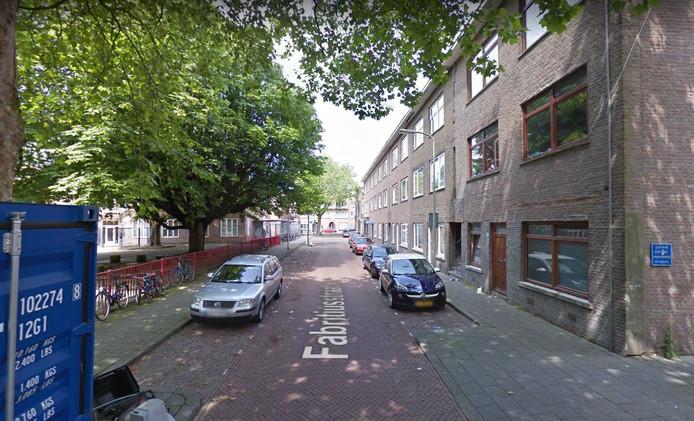 De Fabritiusstraat in Den Haag.