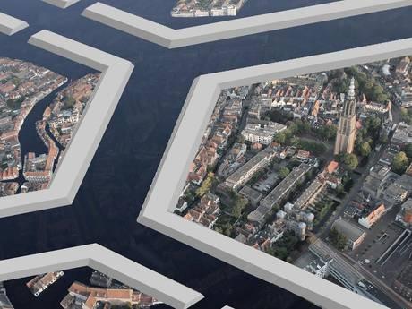 Studenten TU/Eindhoven: Er is nog hoop als de dijken doorbreken