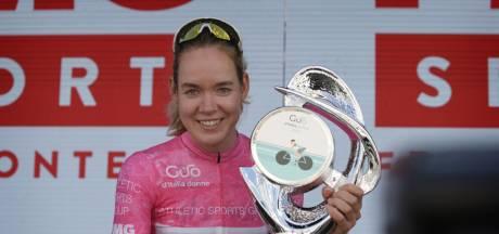 Van der Breggen bekroont afscheidsjaar met vierde eindzege Giro Donne