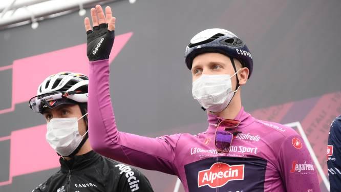 LIVE GIRO. Treedt Tim Merlier in Cattolica in de voetsporen van Philippe Gilbert?