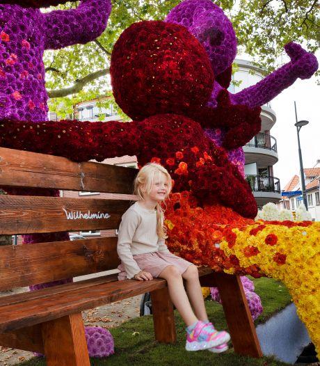 Alternatief bloemencorso trok in Valkenswaard zeker 20.000 bezoekers, schat organisatie