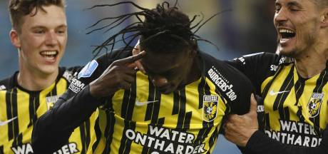 Breekijzer Touré brengt Vitesse van de hel in de hemel: riant uitzicht op Europees ticket in Arnhem