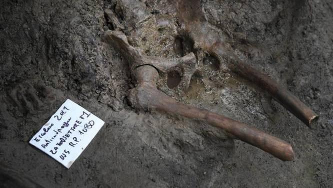 Sensationele vondst: slachtoffer uitbarsting Vesuvius ontdekt bij opgravingen