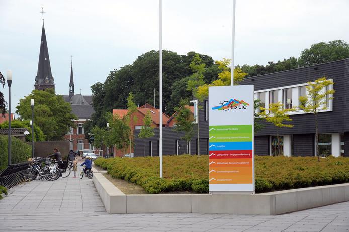 Multifunctioneel centrum De Statie.