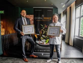 Paul-Henri Cuvelier en Fabian Bail vertegenwoordigen ons land op gastronomische wedstrijd: Restaurant Paul de Pierre geselecteerd voor Spaanse Copa Jerez