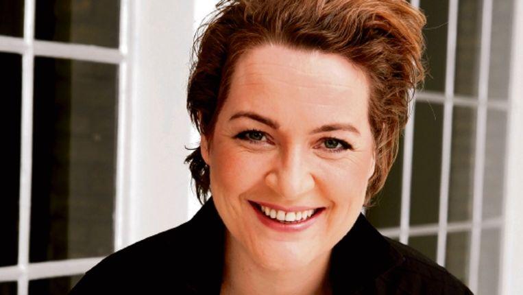 Margriet van der Linden (1970) is hoofdredacteur van vrouwenmagazine 'Opzij' (Trouw) Beeld