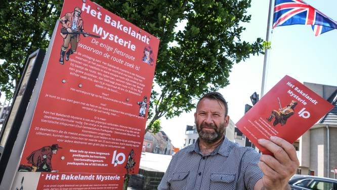 Langemark-Poelkapelle pakt opnieuw uit met Bakelandt-mysterie: 18 raadsels om eindmeet te bereiken