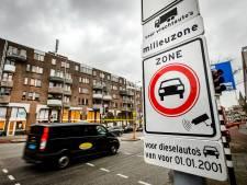 Amsterdams plan om vervuilende auto's te weren zaait verdeeldheid
