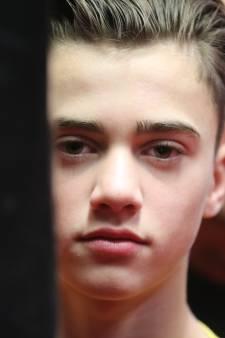 Kickbokser Geraldo Holzken (14) heeft de wereld aan zijn voeten: 'Niemand gaat mij stoppen!'