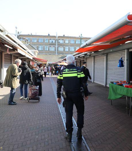 Haagse markt per direct gesloten: 'Waarom moet dat met zoveel machtsvertoon?