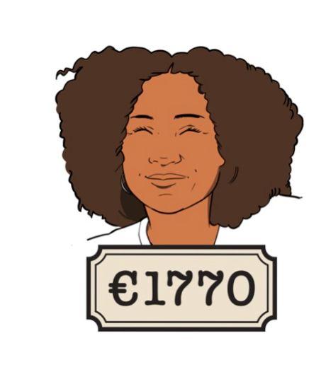 Judith (25): 'Mijn werkgever denkt aan zijn eigen portemonnee en dat moet ik ook doen'