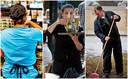 Werknemers in de detailhandel, horeca en recreatie profiteren het minst.