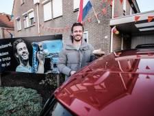 Trotse buurt in Duiven loopt uit voor wereldkampioen Wesley Koolhof