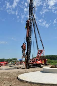 Opbouw windmolens Vianen komende weken van start