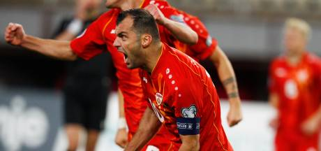 Oranje-opponent Noord-Macedonië met Pandev naar EK, Oostenrijk met veel Bundesliga-spelers