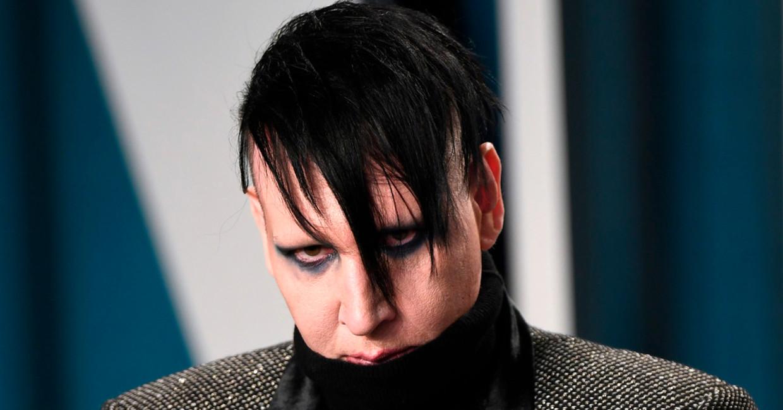 Marilyn Manson in 2020 Beeld Beeld Karwai Tang/Getty Images