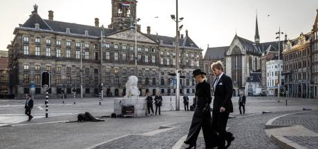 Waarom zou het plein tijdens Dodenherdenking verboden gebied zijn?