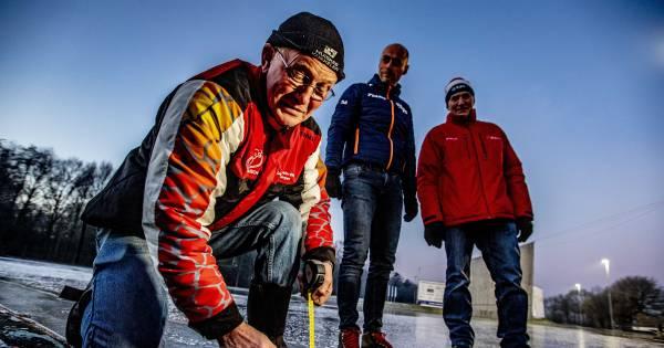Eerste schaatsmarathon op natuurijs wordt verreden in Haaksbergen