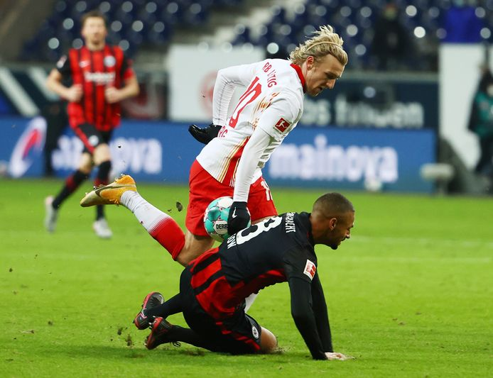 Eintracht Frankfurt - RB Leipzig.