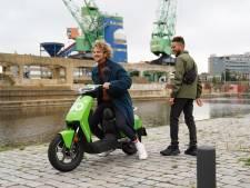 50 nieuwe deelscooters crossen vanaf vandaag door Zoetermeer