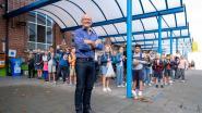 """OLVP viert driedubbele verjaardag van directeur: """"Deze school is mijn tweede thuis"""""""