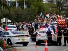 Automobilist rijdt in op toeschouwers Pride-parade Florida: één dode, geen opzet