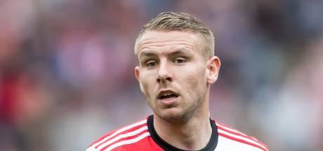 Van Beek verlengt contract bij Feyenoord tot 2021