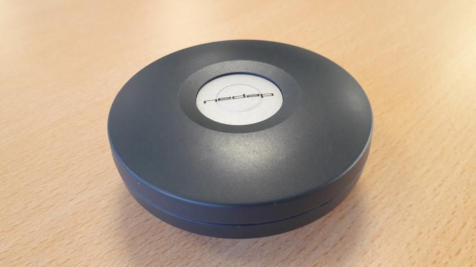 Transponder voor bedienen zakpaal