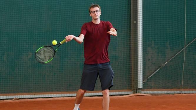 """Arnaud Weynants (TC Deinze): """"Deed gewoon deugd om weer een wedstrijd te spelen"""""""