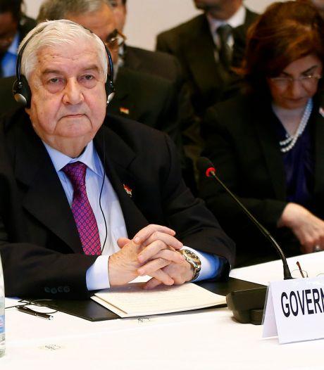 Damas menace de se retirer de la conférence de paix